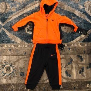 Nike Dri Fit Therma Set 12 mo NWT